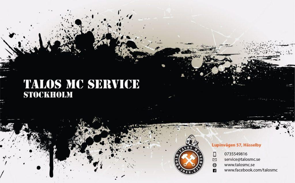 Talos MC service