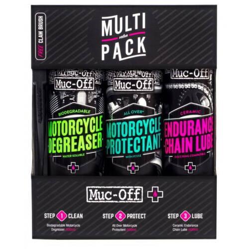 motorcycle multi pack