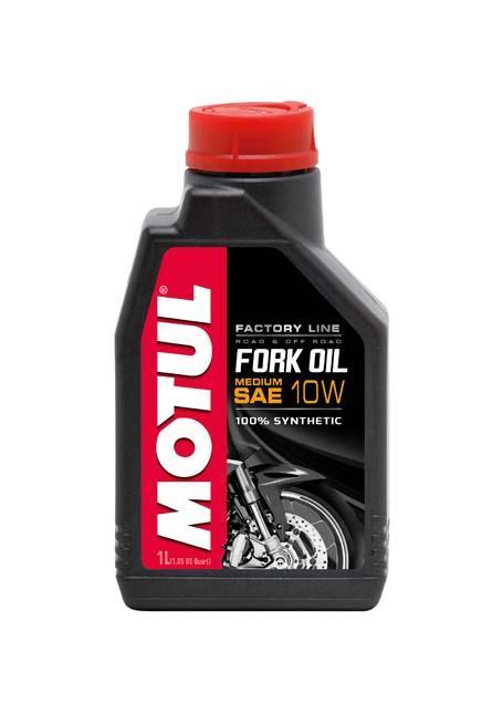 Motul Forkoil Factory Line 10w