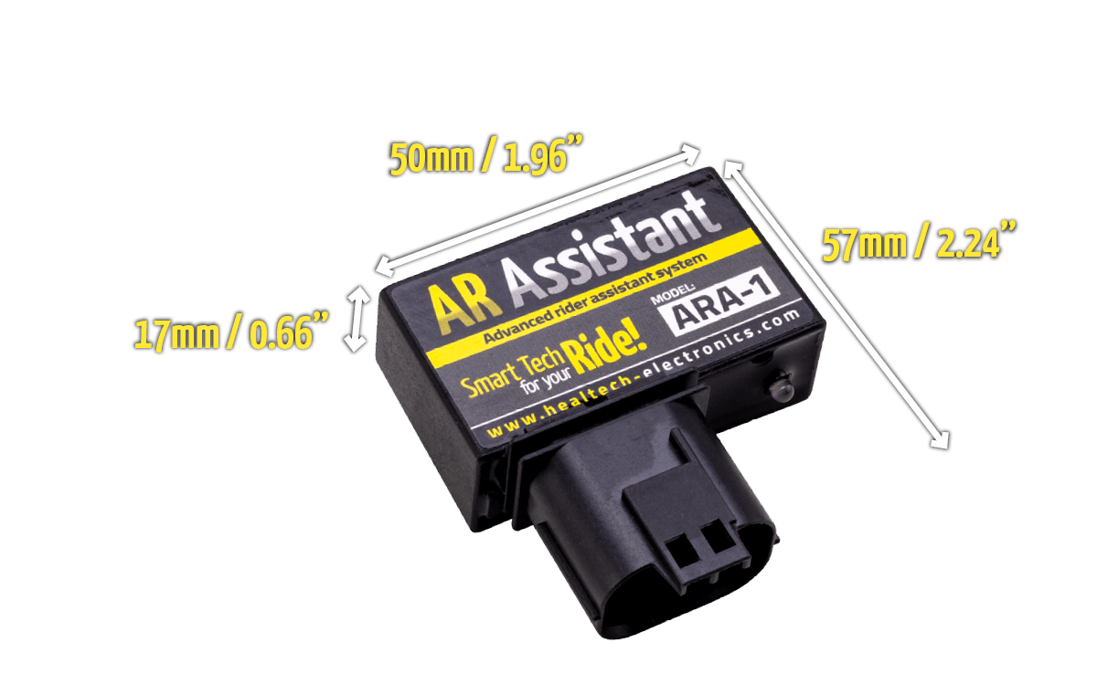 Healtech Advanced Rider Assistant System (ARA)