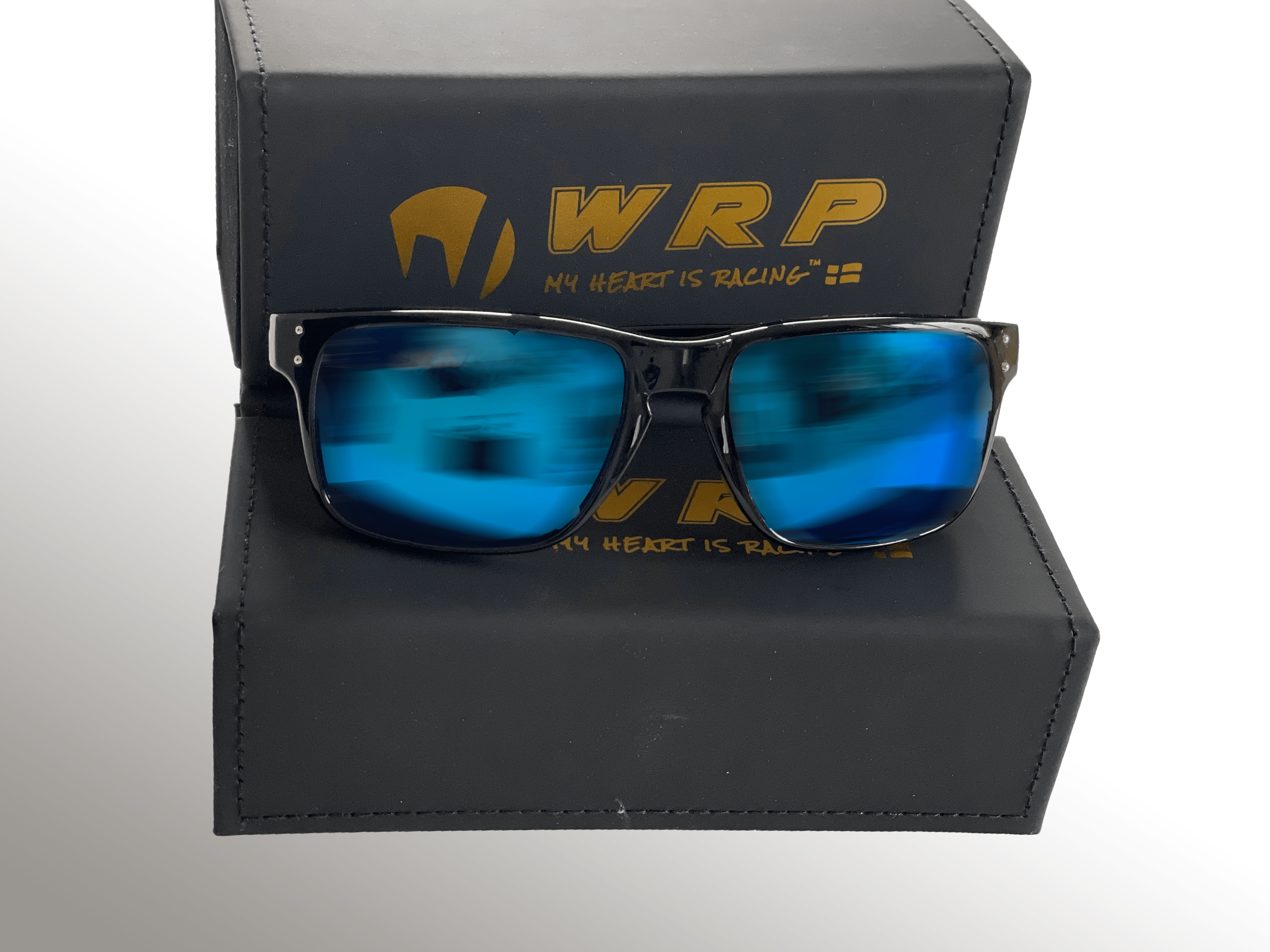 WRP Podium Solglasögon Blå